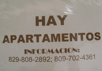 SE ALQUILAN APARTAMENTOS