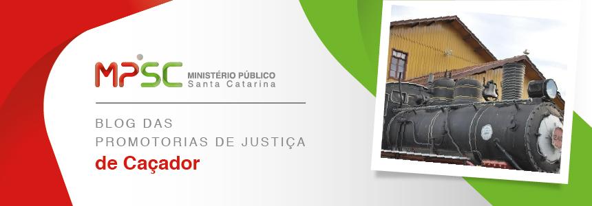 Blog do Ministério Público da Comarca de Caçador