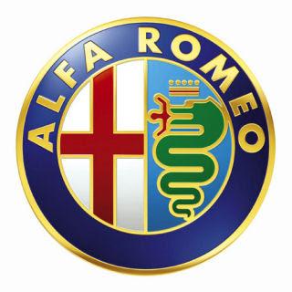 alfa romeo logo pictures