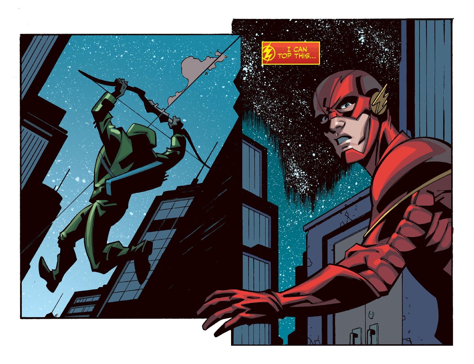 The Flash: Season Zero [I] Issue #15 #15 - English 13