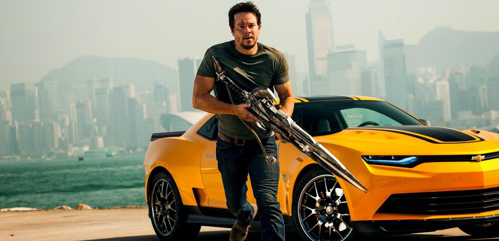Mark Wahlberg, Nicola Peltz e Jack Reynor em imagens inéditas de Transformers: A Era da Extinção