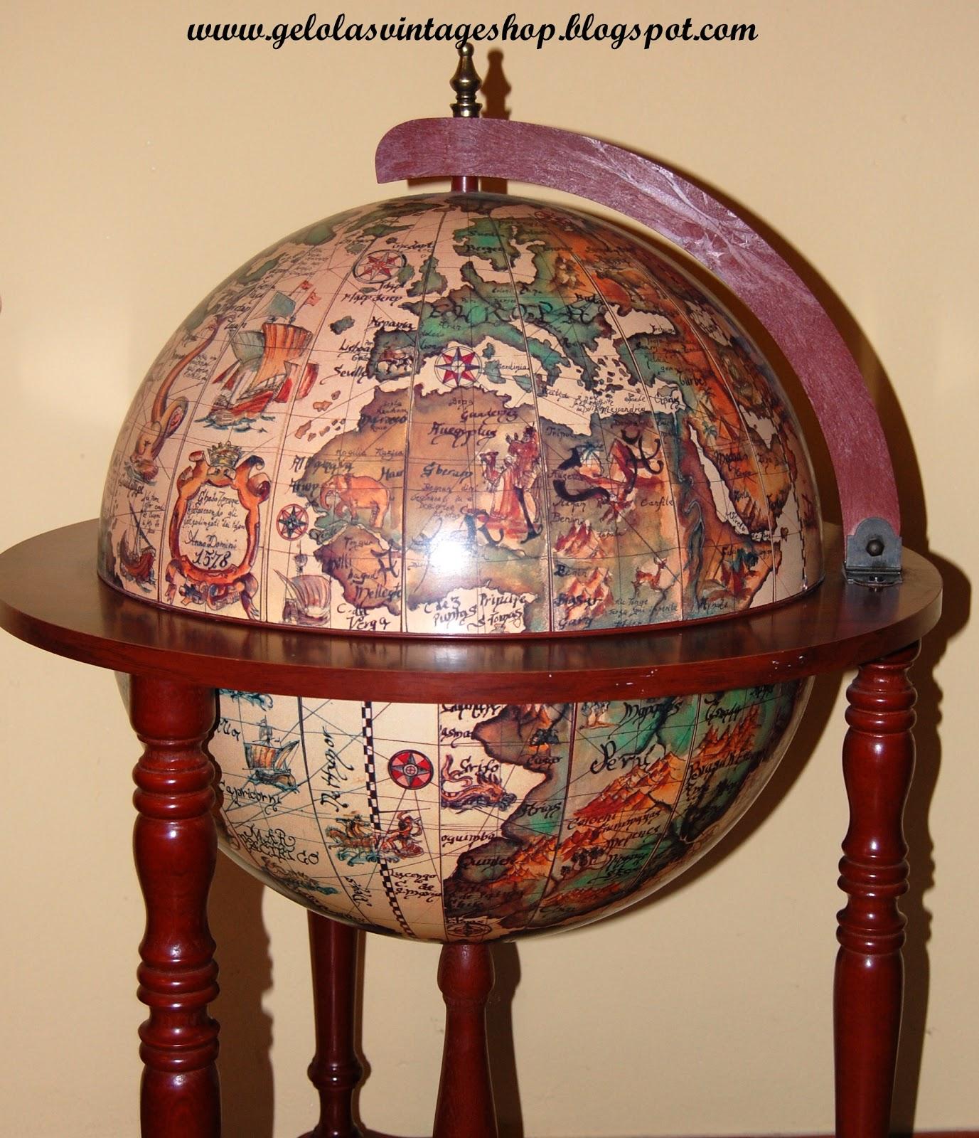 Gelolas vintage for Mundo mueble vigo