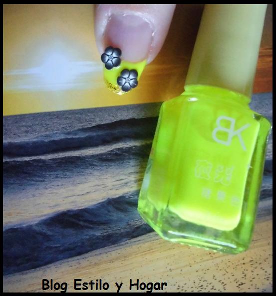 Estilo y hogar: Nail art en 3D.