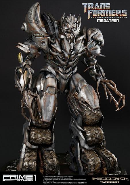 [Prime1Studio] Transformers: Revenge of The Fallen: Megatron Polystone Statue 1363962861_8