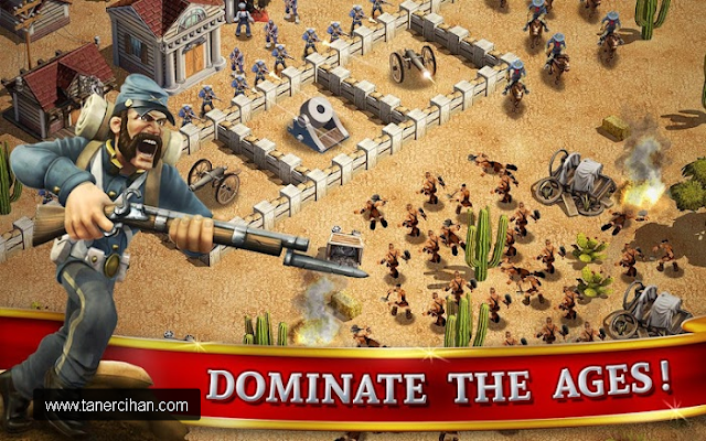 Battle Ages v1.3.2  MOD FULL APK PARA HİLELİ İNDİR