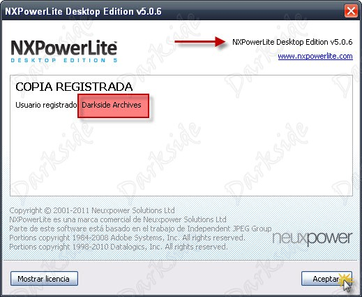 NXPowerLite Desktop Edition v5.0.6 (Multi/Español - Full) Gratis