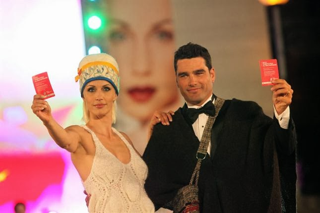 peinados 2014_mar del plata moda show 2014