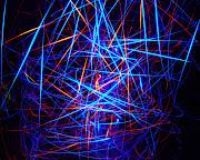 Imagens de Fundo: Imagem de FundoAbstrato em tons azuis e laranja com . (abstrato em tons de azul laranja fundo preto imagens imagem de fundo wallpaper para pc computador tela gratis ambiente de trabalho)