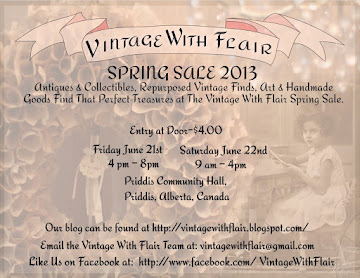 Vintage With Flair Spring Sale