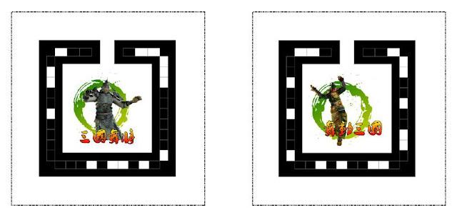 รูปภาพรหัส ของ AR Three Kingdoms Dancer