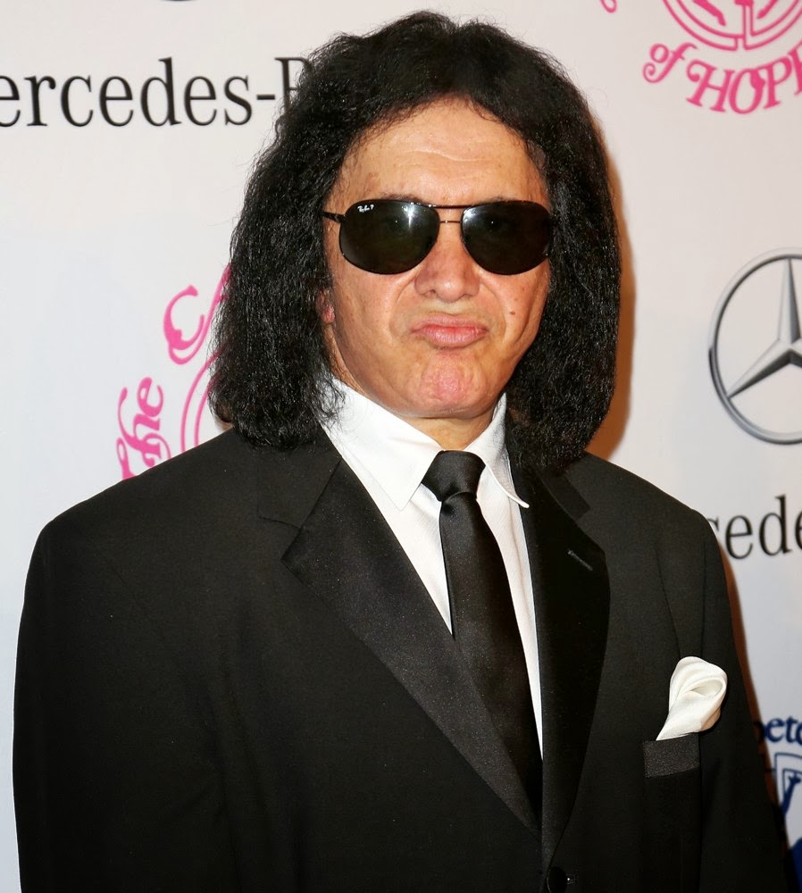 Gene Simmons Hairstyles Men Hair Styles Collection