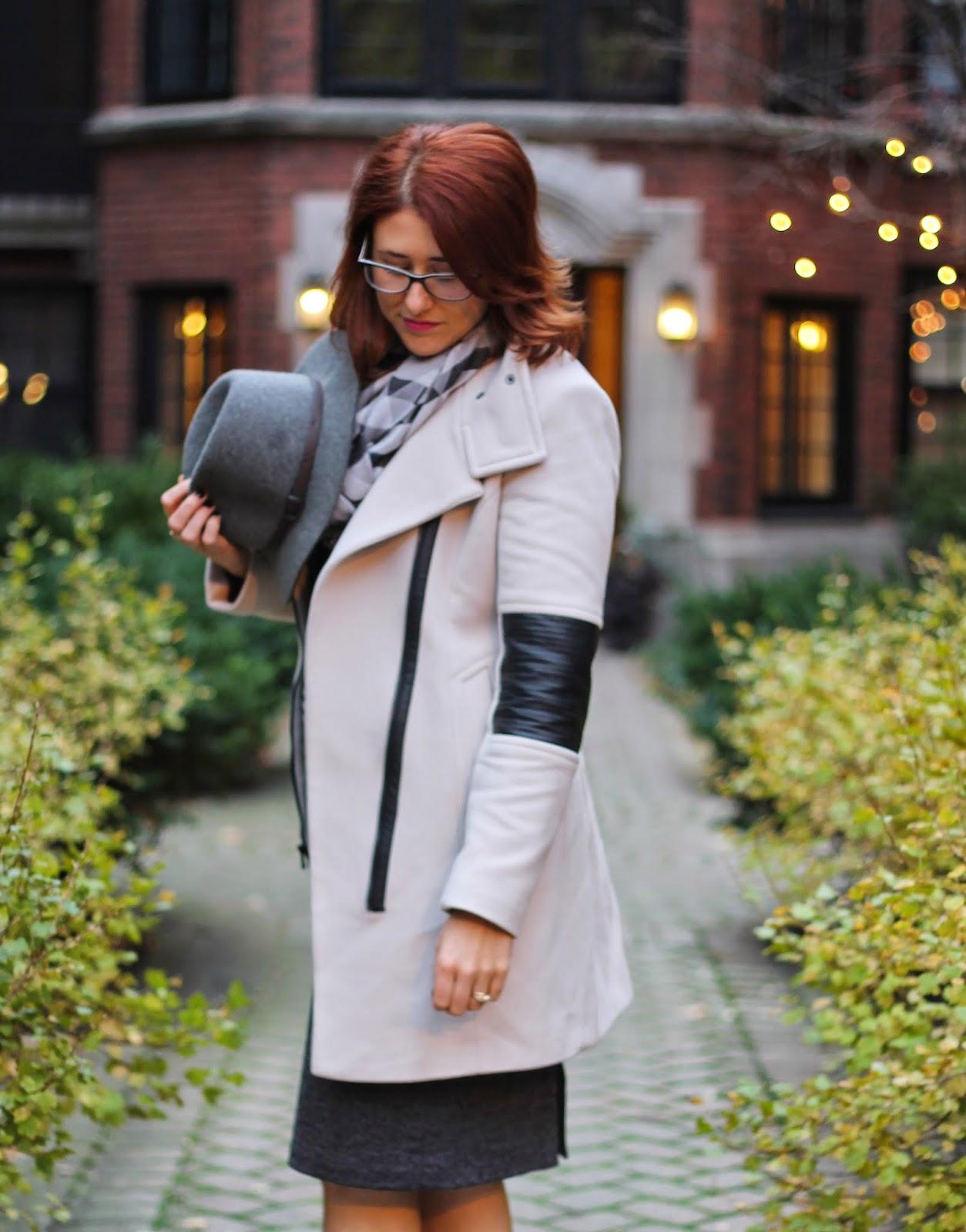 nordstrom, rack, coat, faux, leather
