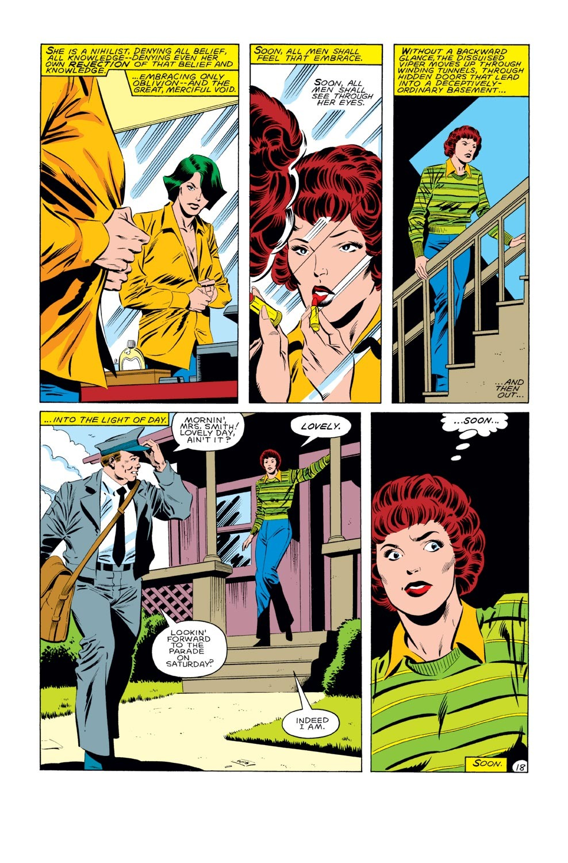 Captain America (1968) Issue #281 #197 - English 19