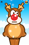 Bruh Button App Reindeer