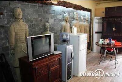 西安 兵馬俑旅館