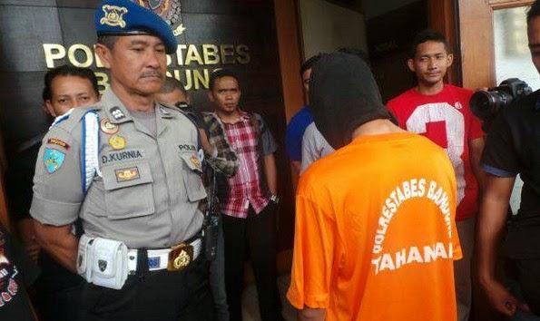 Wanda Pembunuh Yusi Husaeni Siswi SMKN 1 Bandung