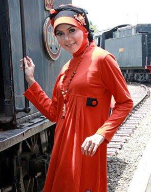 Model Baju Blus Muslim Zenitha 23 b