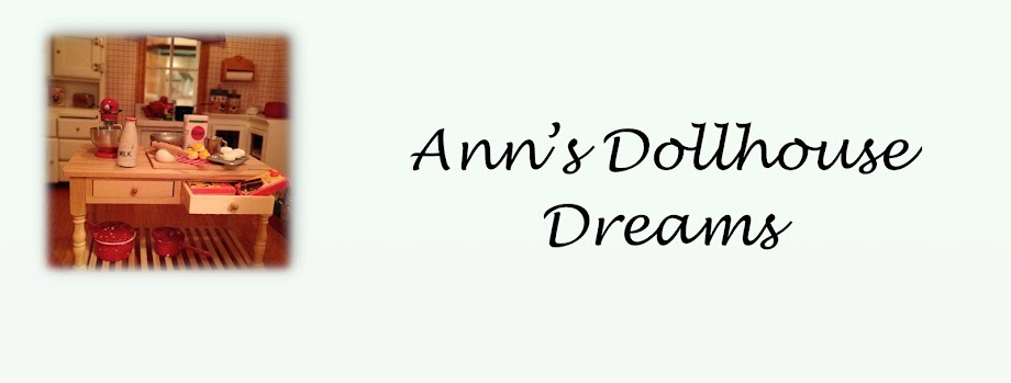 Ann's Dollhouse Dreams