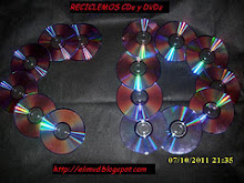 Reto Reciclado CD'S