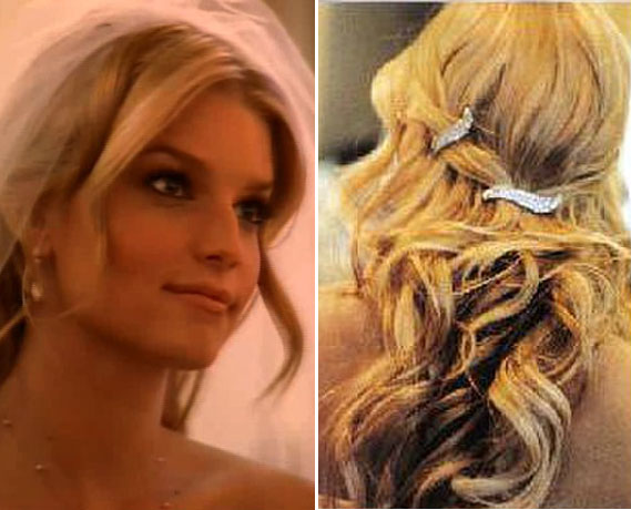 Celebrity Wedding Hairstyles For Medium Length Hair ...