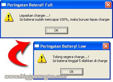 Cara bikin baterai laptop awet