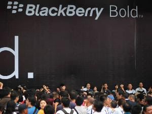 BlackBerry Bellagio Causes Chaos In Indonesia