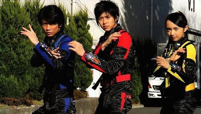 Tokumei Sentai Go-Busters Assemble!