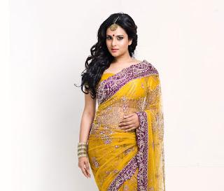 Actress saree HD wallpaper
