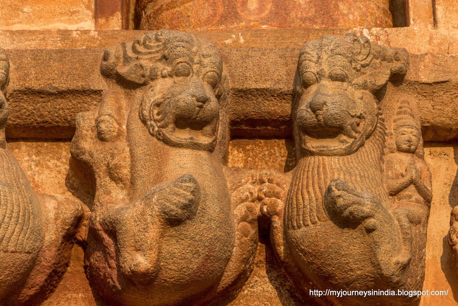 Thanjavur Brihadeeswarar Temple Hi-Five
