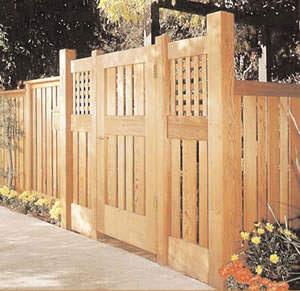 Fence Plans and Fence Design