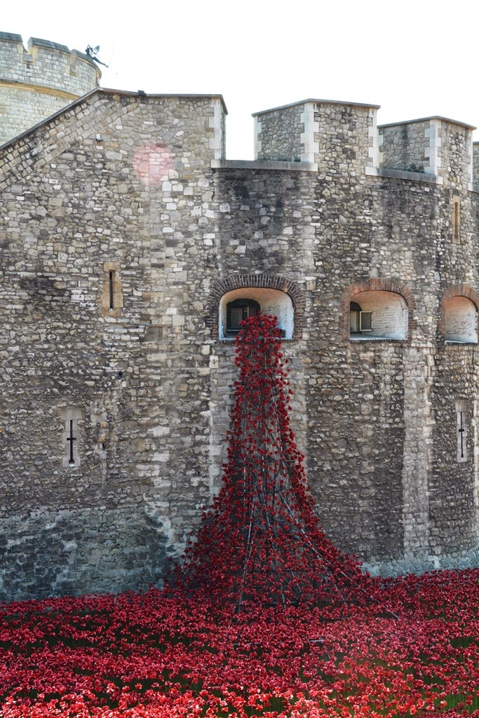 The Tower of London WWI
