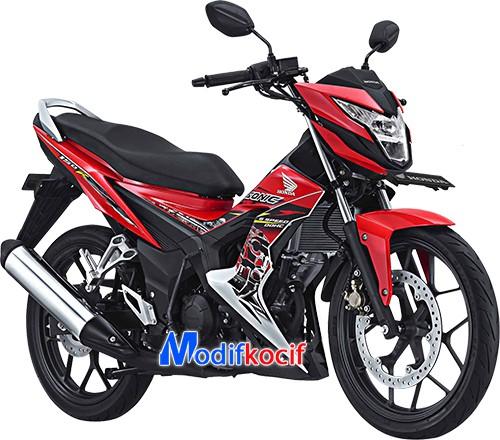 Harga Motor Honda Sonic 150R Terbaru 2015