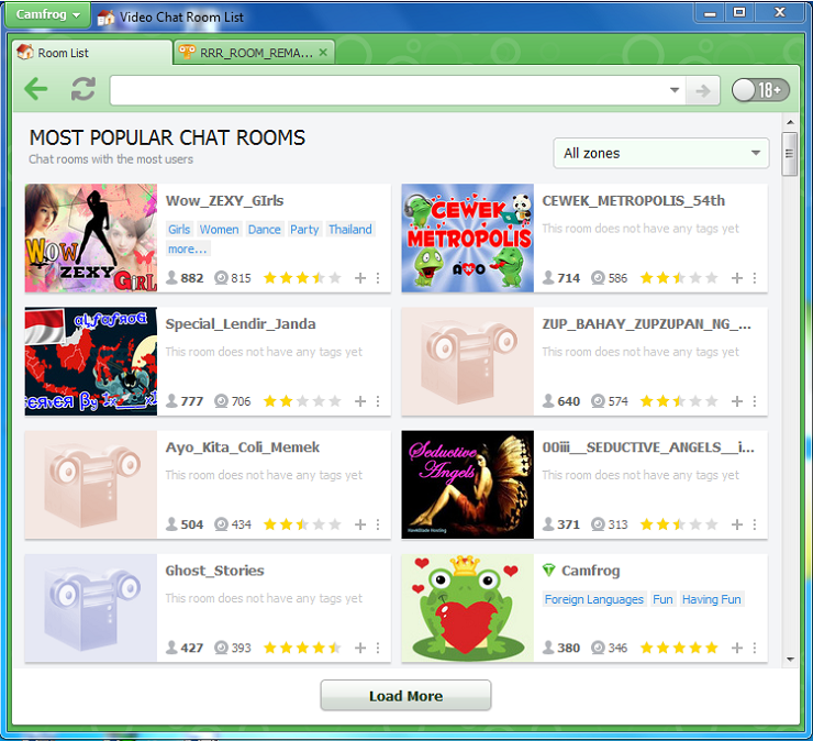 free call chat rooms