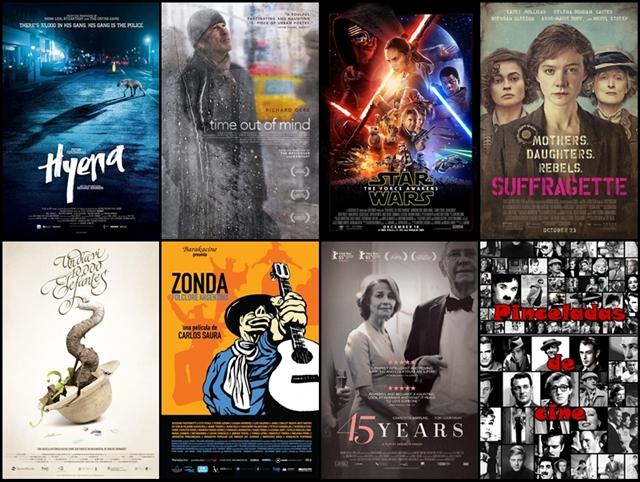 Estrenos, cines, diciembre