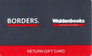 Waldenbooks Gift Card Balance Check