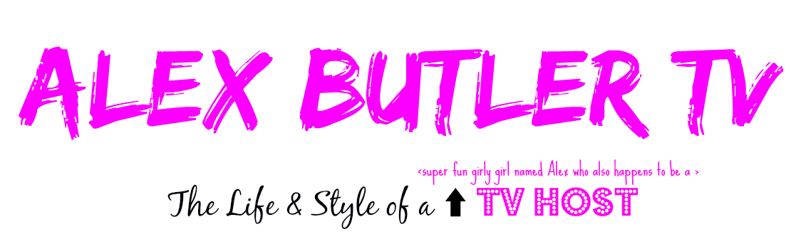 ALEX BUTLER TV