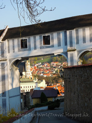 捷克, 克姆洛夫, Krumlov, 克姆洛夫城堡