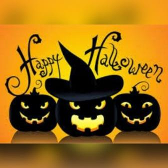Gambar Display Pictue Happy Hallowen Day