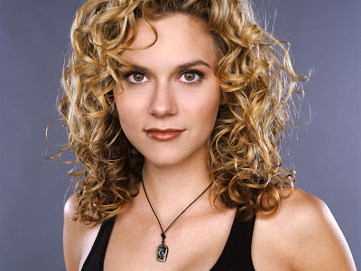 American Actress Hilarie Burton Wallpaper