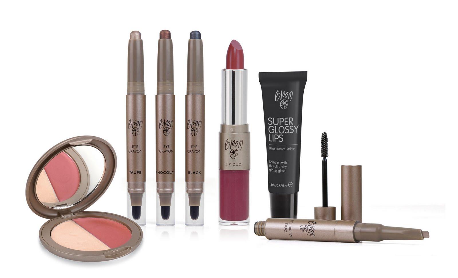 Bloom Cosmetics u0026 April Greaves Belle de