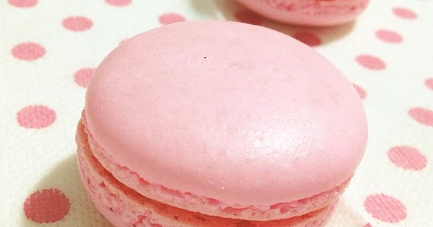 pink peach macarons rose - photo #44