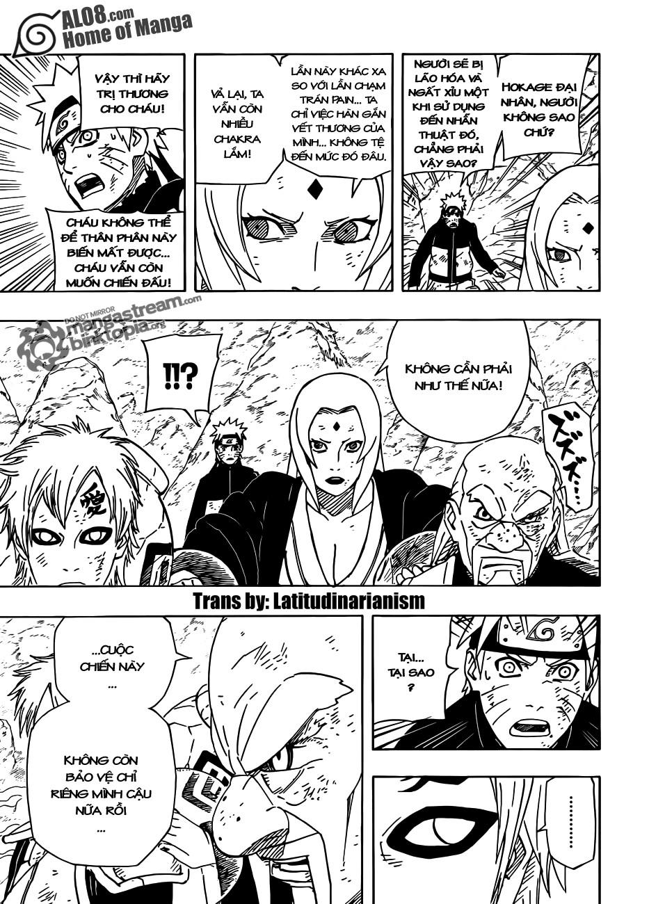 Naruto chap 563 Trang 7 - Mangak.info