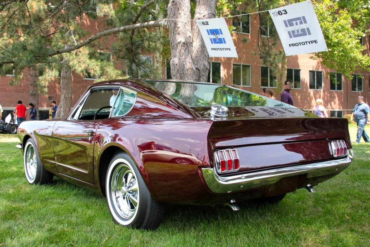 1964 1/2 Ford Mustang III Short Wheel