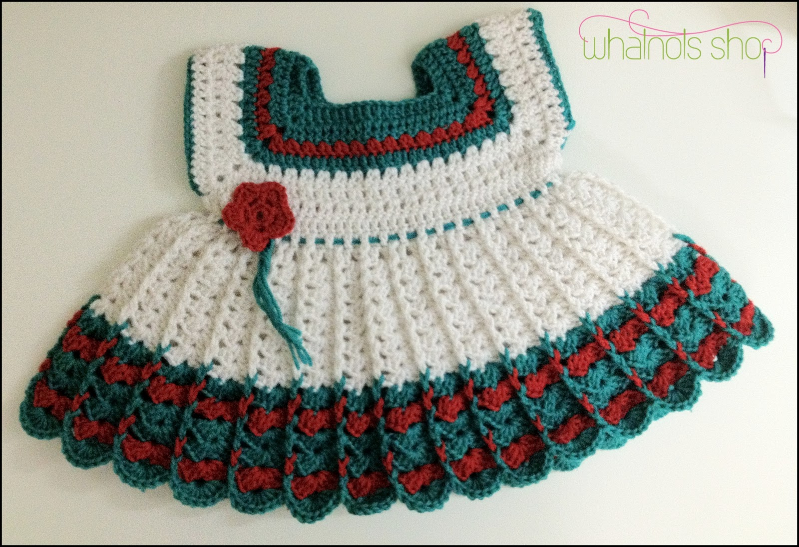 Baby Girls Frocks http://the-whatnots-shop.blogspot.com/2012/06/baby-girls-frock.html
