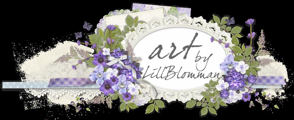 LillBlomman skapar