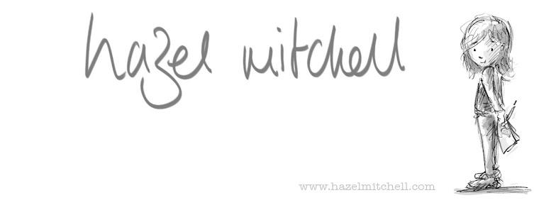 Hazel Mitchell Children's Illustrator and Writer
