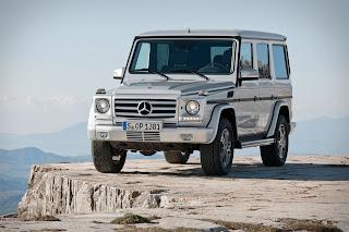 Harga Mercedes Benz G Class