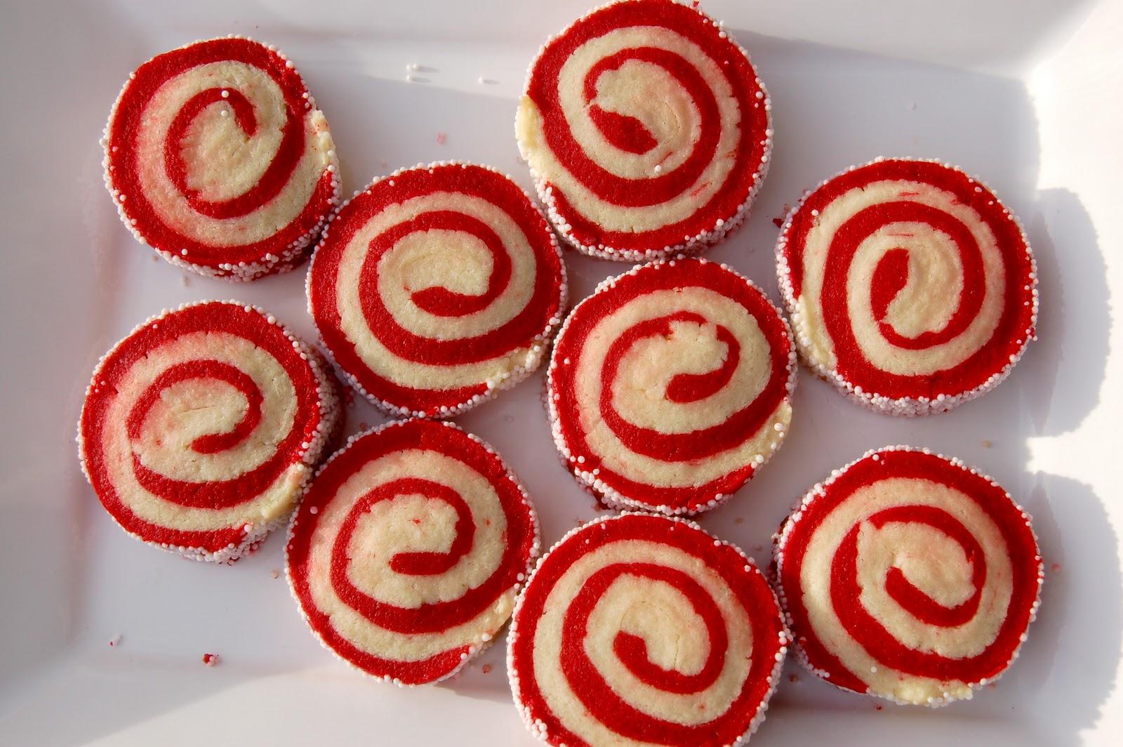 Handmade Holiday Cookie Pinwheels The Shine Project