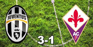Juventus 3-1 Fiorentina