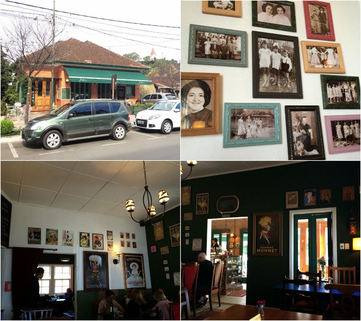 Josephina Café e Restaurante, Gramado, RS, Serra Gaúcha